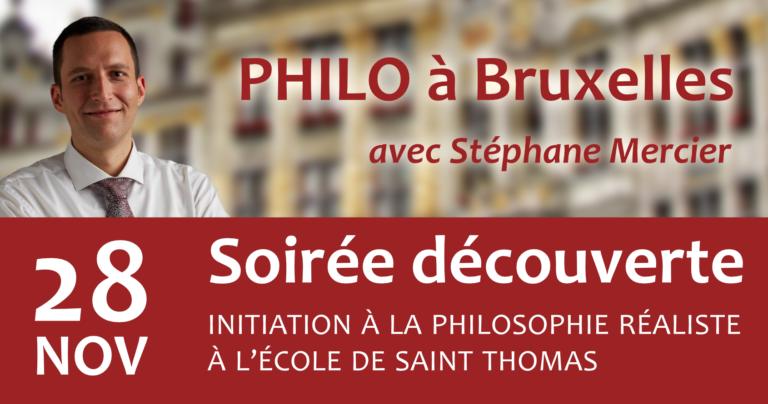 Introduction à saint Thomas (vie & œuvre) - Stéphane Mercier