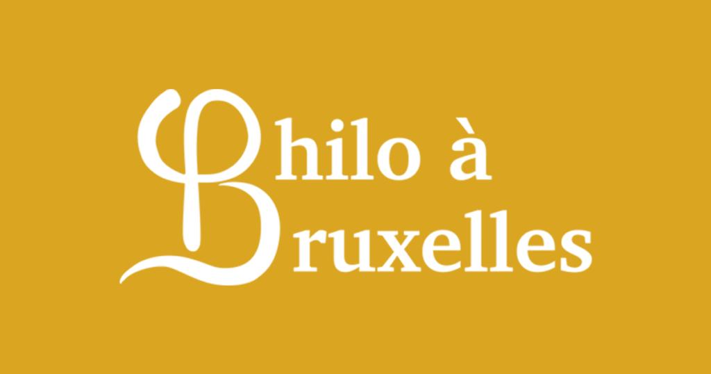 Philo à Bruxelles
